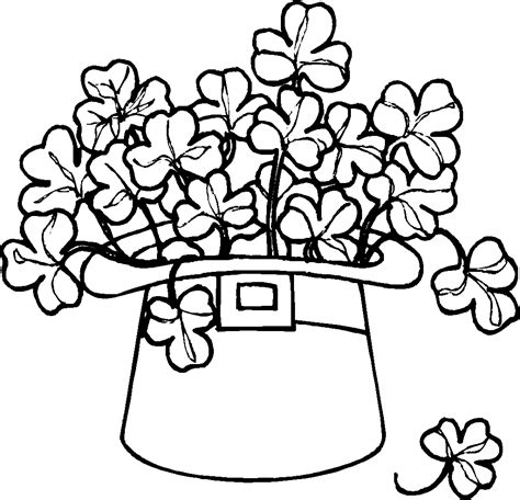 preschool coloring pages for march st patricks day coloring pages dr odd