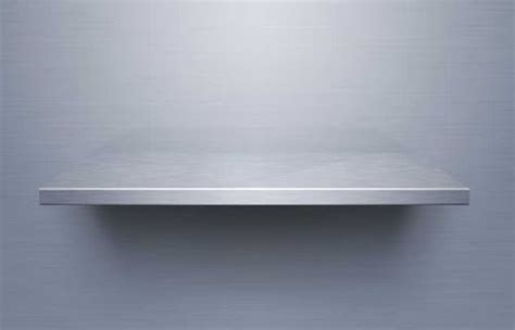 stainless steel for the kitchen shelves sector