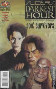 darkest hour how long sliders darkest hour 1996 comic books