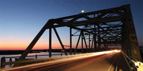 city swing the story of the swing bridge at surf city our state