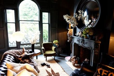 gothic living room 18 cool gothic living room designs digsdigs