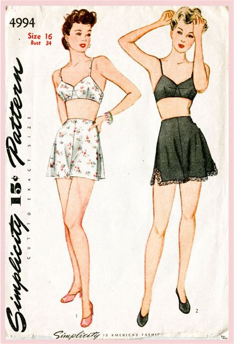 vintage undergarments pattern 3301 best julie nutting designs images on pinterest