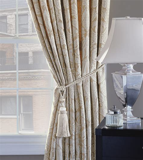 pearl curtains luxury bedding by eastern accents viana pearl curtain panel