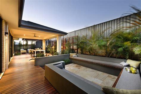 arredamenti da terrazzo arredare il terrazzo con mobili moderni per un outdoor da