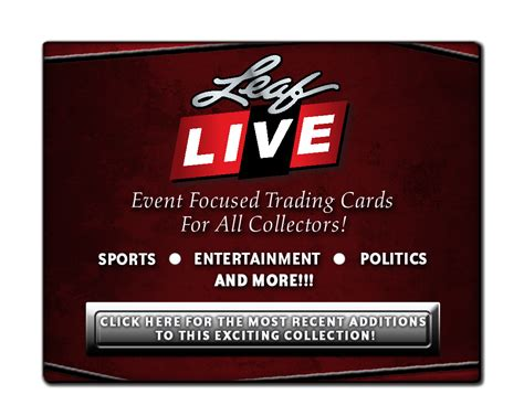 Gift Card Trading Site - leaf trading cards official site