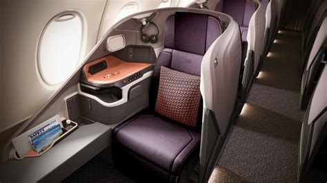 business class seats singapore airlines dazzles with new a380 hotel like