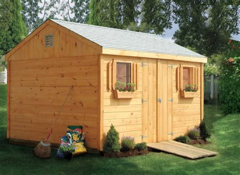 large wood storage shed kits  home design