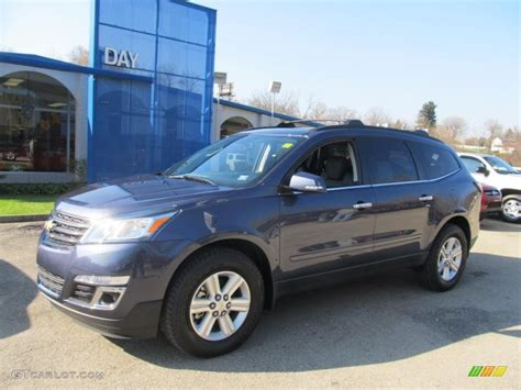 chevrolet traverse blue 2013 atlantis blue metallic chevrolet traverse ltz awd