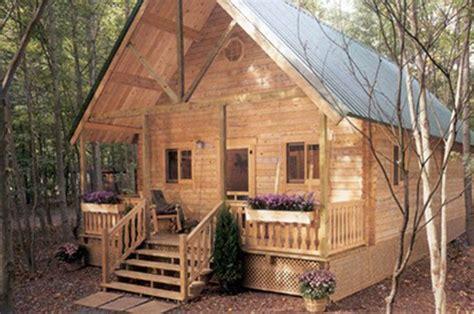 build  cozy  frame cabin