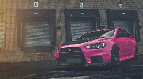 pink mitsubishi 119 best images about rides on pinterest cars honda