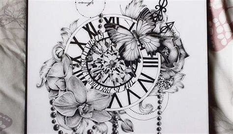 clock tattoo ideas amp meaning best tattoos 2017 designs