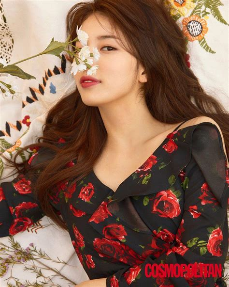 High Cut Korea Vol 210 2017 Suzy photo suzy for the october issue of cosmopolitan korea kpopmap
