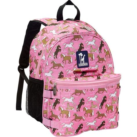 Hairstyle Book Bags by Backpacks And Matching Lunch Bags Backpacks