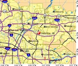 industry california map industry california ca 90660 91744 profile population