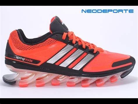 imagenes de los ultimos zapatos adidas zapatillas adidas springblade hombre 2013 neodeporte
