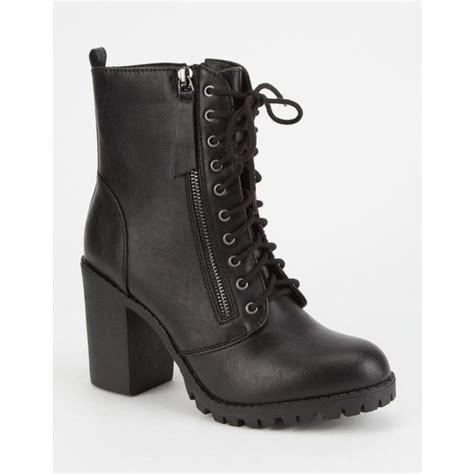 combat boot heels best 25 high heel combat boots ideas on