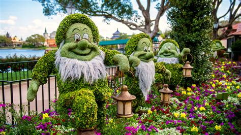 Flower Garden Festival The 2015 Epcot International Flower And Garden Festival