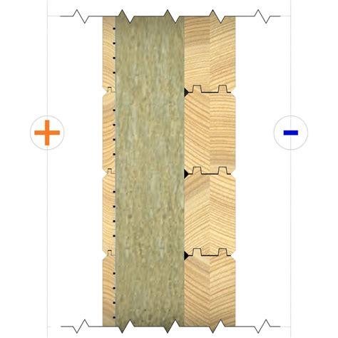 rivestimento interno in legno tipi di parete in legno prefabbricate