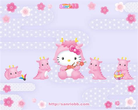 wallpaper hello kitty pink cute cute hello kitty wallpaper desktop wallpapersafari