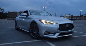 2017 infiniti q60 sport 400 hd road test review