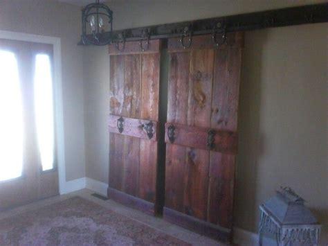 108 Best Images About Barn Wood Doors On Antique Barn Door Barn Door On Rollers