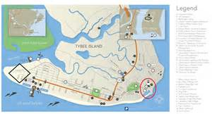 tybee island map musings from the marsh tybee the