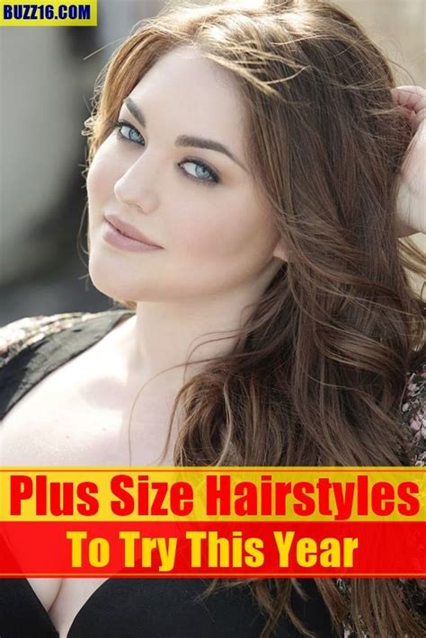 sexy hairstyles for plus size woman with double chins 25 unique plus size hairstyles ideas on pinterest plus