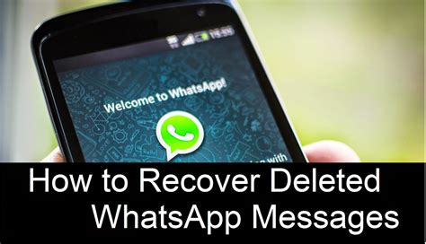 recover deleted whatsapp messages from samsung 2019 update