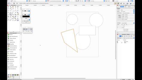 youtube tutorial vectorworks stb vectorworks tutorial 3 zeichnen und hilfslinien