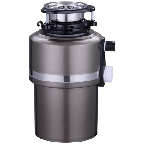 kitchen sink garbage disposal garbage disposal tool 3 4 hp 4200rpm continuous feed food