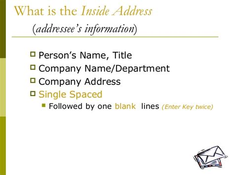 What Is Business Letter Writing Explain In Brief lecture 05 writing a business letter