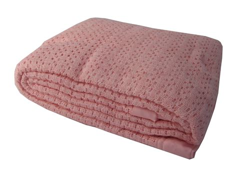 light weight blankets lightweight cellular blankets acrylic satin edged