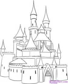 castle coloring pages coloring pages cinderella castle coloring pages