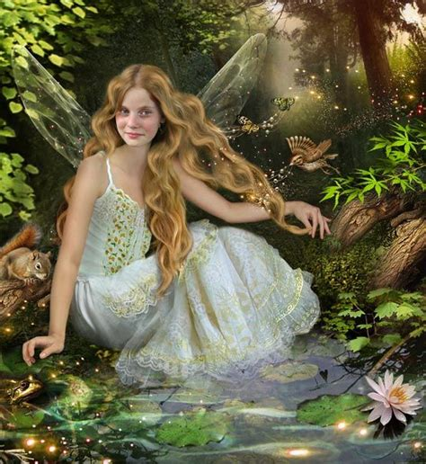 beautiful fairies 40 beautiful fairy illustrations and manipulations