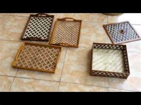 songkok anyaman bambu laris saat bulan ramadhan doovi