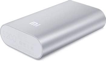Xiaomimi Power Bank 10400mah Bulk Packing Not Xiaomi Vivan Robot xiaomimi power bank 5200mah silver jakartanotebook