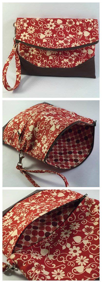Handmade Clutch Purse Pattern - 25 best ideas about purse patterns on frame