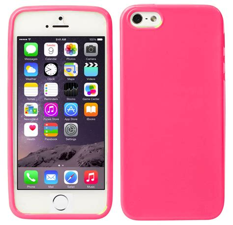 Hp Iphone 6 Pink sdtek pink iphone 6 soft thin gel tpu silicone