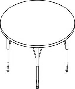 Kindergarten Desks And Chairs Hon Round Activity Table With Long Chrome Legs 48in Diameter