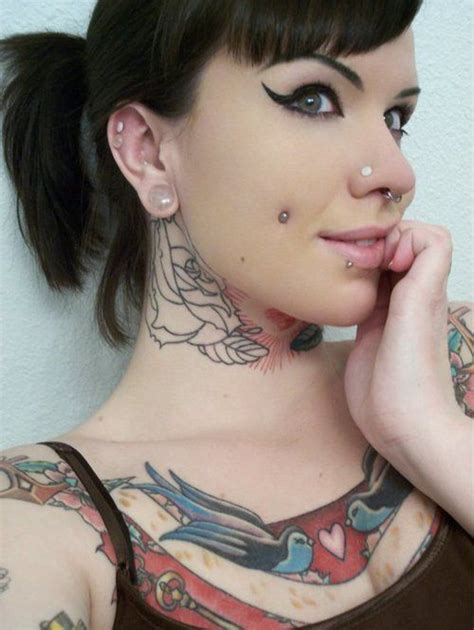 tattoo on chest girl cute chest birds tattoo for girls tattoos pictures