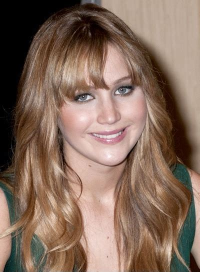 hairstyles with front highlights long wavy hairstyles with bangs beauty riot