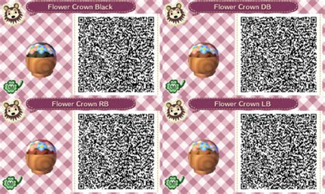 acnl hairstyles with hats acnl flower crown tumblr