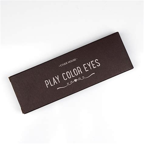 Etude House Play Color etude house play color in the cafe review