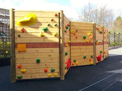 backyard climbing wall freestanding climbing walls outdoor climbing wall