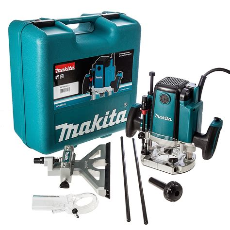 makita router template guide makita rp1801xk 1 2 plunge router adjustment guide