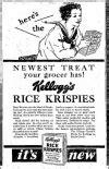 Bertha's Rice Krispies Cheese Crackers | yesterdish.com