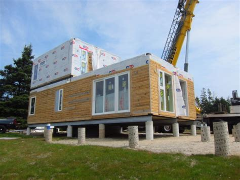 foundation for homes modular home foundation requirements modern modular home