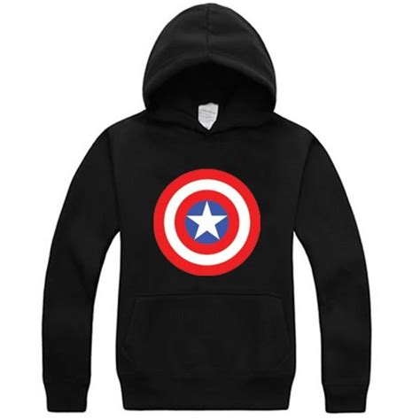 Sweater Captain Chicago Logo captain america shield logo hoodie hoody sweatshirt tshirtnow