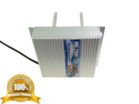 uv light for home air purifier whole house uv light in duct for hvac ac duct