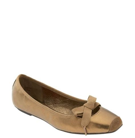 Couture Peggy Flat by Bold In Gold Shoes Popsugar Fashion